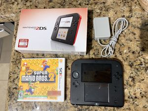 Nintendo 2DS with Super Mario Bros for Sale in Homestead, FL
