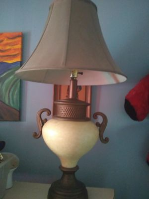 Brown lamps set for Sale in Philadelphia, PA