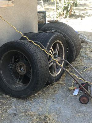 22 inch rims for Sale in Altadena, CA