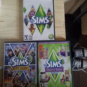 Sims 3 for pc for Sale in Portland, OR