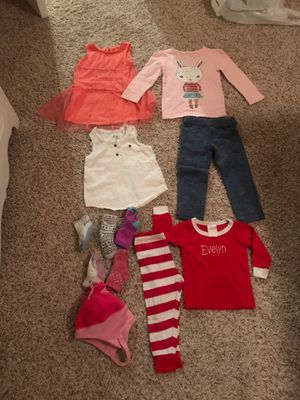 Toddler girl clothes size2t for Sale in Darien, IL