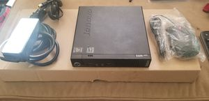 Lenovo Thinkcentre M73 mini desktop computer for Sale in Baltimore, MD
