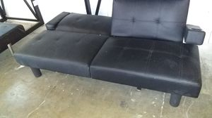 Futon wide doesn't lock in place $20 sale for Sale in Dallas, TX