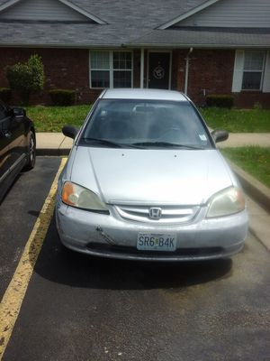 2001 Honda Civic Lx for Sale in Sullivan, MO