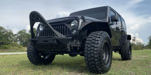 2017 Jeep 15,100 miles for Sale in New Port Richey, FL