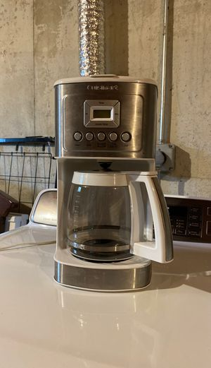 Cuisinart coffee maker for Sale in Lancaster, PA