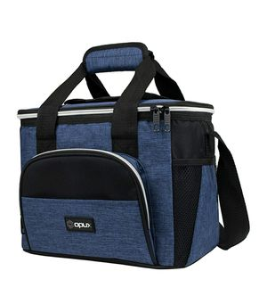 OPUX Insulated Small Cooler Bag for Travel   Soft Collapsible Cooler Bag for Family Camping, Beach   Large Leakproof Lunch Bag Box for Sale in Riverside, CA