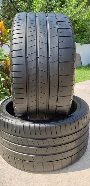 305/30/20 PIRELLI 97% TREAD USED TIRES NICE for Sale in Tampa, FL