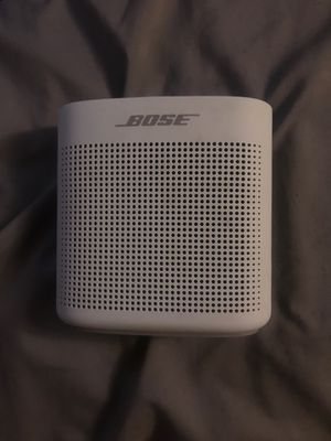 Bose Bluetooth speaker for Sale in Tucson, AZ