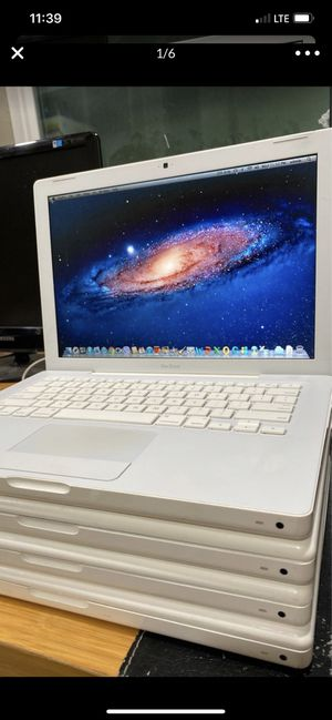 "13.3"" MacBook laptop computer(2008) MacOS 10.7.5 for Sale in Rancho Cucamonga, CA"