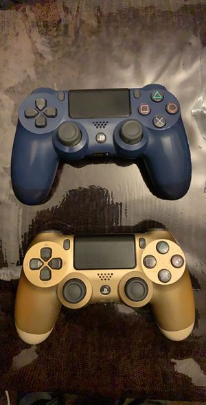 PS4 controllers for Sale in Palatine, IL