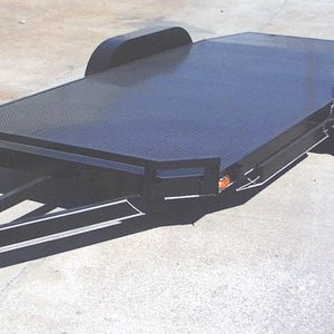 Car Hauler Trailer By Trackmaster for Sale in Dallas, TX