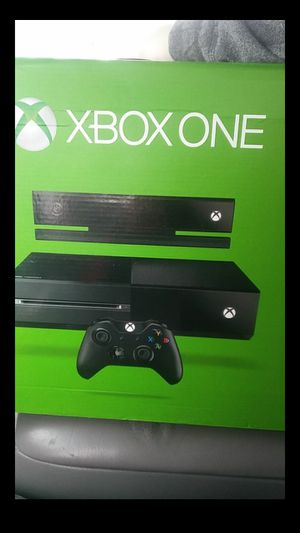 Xbox one for Sale in Bunker Hill, WV