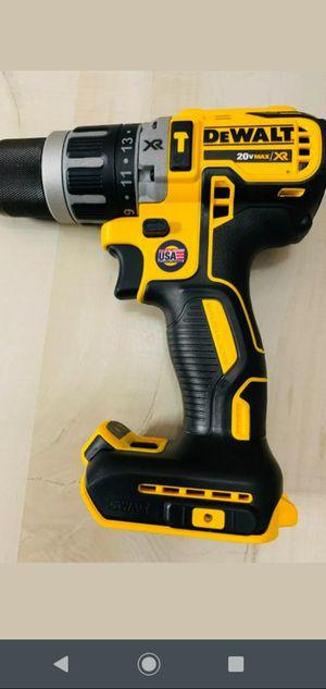 $80 Hammer Drill Dewalt 20v. (Sólo herramienta) for Sale in Miami, FL