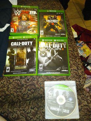 Xbox one games for Sale in Dalton, GA