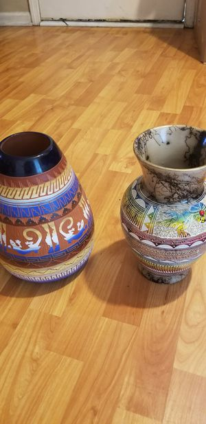 Beautiful native American pottery for Sale in Jacksonville, FL