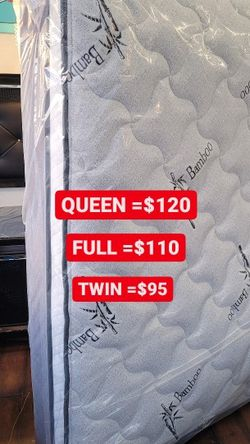 🔥 Pillow Top Mattress 🔥 for Sale in South Gate,  CA