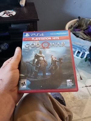 Ps4 god of war for Sale in Bloomington, TX