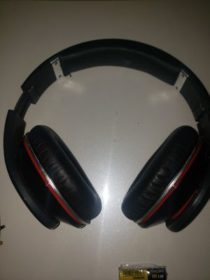 Monster Beats by Dr Dre Studio Powered On Ear Headphones - Black for Sale in Escondido, CA