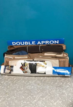 McGuire-Nicholas double apron tool belt NEVER USED for Sale in Farmingdale, NY