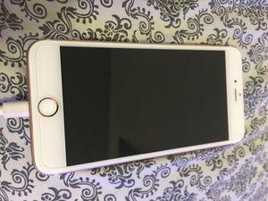 Pink iPhone 6plus 64gb for Sale in Menifee, CA