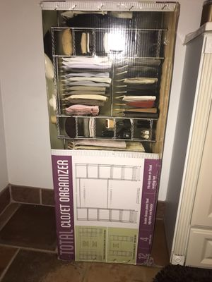 Brand New Closet Organizer for Sale in St. Louis, MO