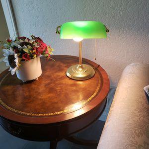 Vintage Banker's Lamp for Sale in Arlington, TX