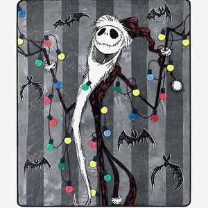 """Nightmare Before Christmas Blanket 50x60"""" for Sale in Alameda, CA"""
