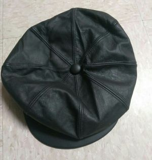 Leather Hat size medium for Sale in Haltom City, TX