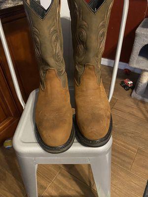 Laredo men's work boots for Sale in Pinellas Park, FL