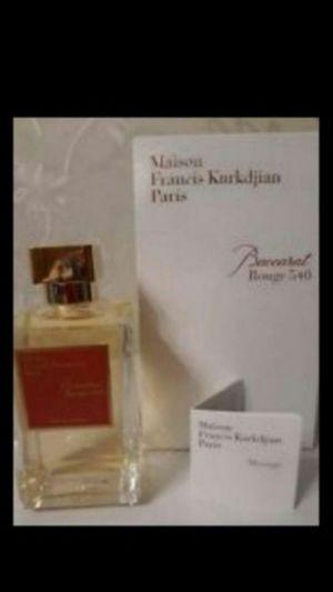 Maison Francis Kurkdijian- Baccarat Rouge 540 for Sale in Irvine, CA