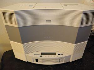 Bose Acoustic Wave CD-3000 & Multi-Disc CD Changer White Stereo Speaker Radio for Sale in Tucson, AZ