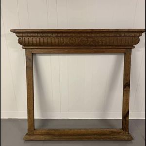 Antique Fireplace Mantel / Dresser Top for Sale in Buffalo, NY