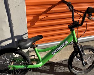 Strider Deluxe Bmx Scooter Bike for Sale in Fremont,  CA