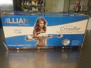 Jillian Michaels Crossbar for Sale in Rex, GA