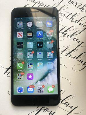iPhone 7 128 gb Verizon Wireless Jet Black for Sale in Tracy, CA