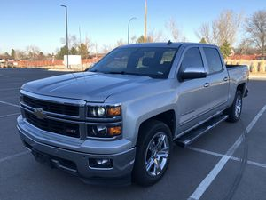 2014 chevy silverado Z71 LTZ for Sale in Lakewood, CO