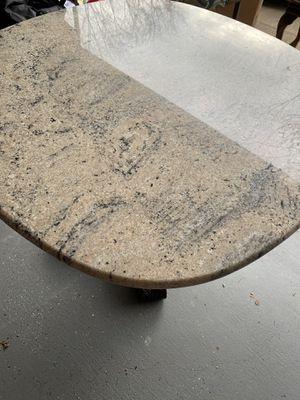 Granite top dining table for Sale in Springfield, VA