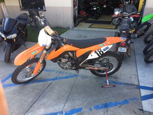 KTM 250 SFX 2013 for Sale in Huntington Beach, CA