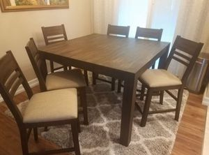 Counter height dining set for Sale in Pinellas Park, FL