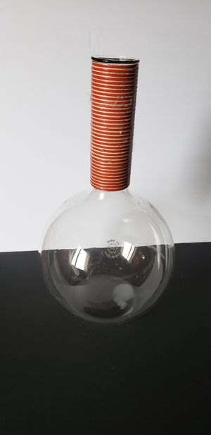 Vintage Pyrex Round Flat Bottom Boiling Flask 2000ML Good Condition for Sale in Plainfield, IL
