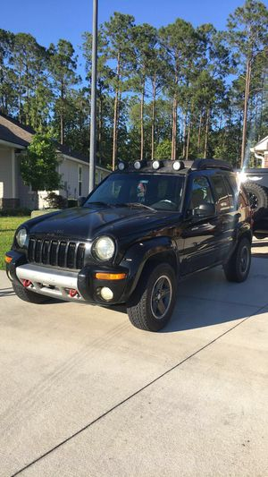 2003 Jeep Liberty Renegade 4x4 for Sale in Middleburg, FL