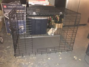Large dog crate for Sale in Pittsburgh, PA