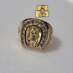 🚨🚨🚨 size 10 14k Gold filled ring 🚨🚨🚨 i Deliver for Sale in Miami, FL