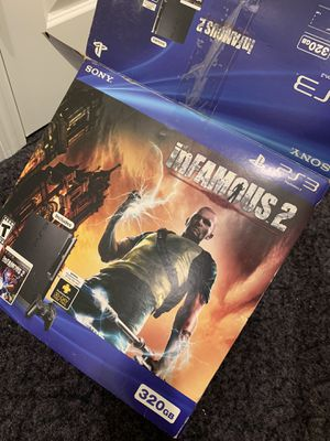 PS3 + 5 more games for Sale in Lexington, MA