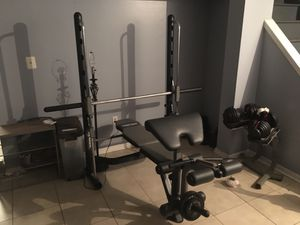 Iron Grip Strength Workout Bench for Sale in Gaithersburg, MD