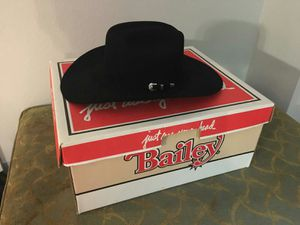 Bailey cowboy hat for Sale in Kissimmee, FL