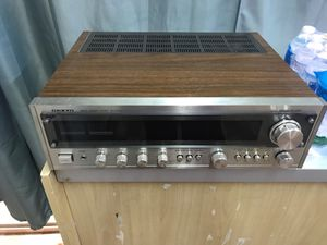 ONKYO Stereo receiver and good conditions for Sale in Chicago, IL