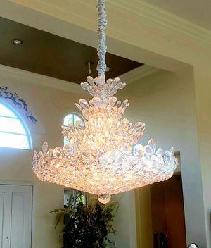 Schonbek chandelier for Sale in Las Vegas, NV