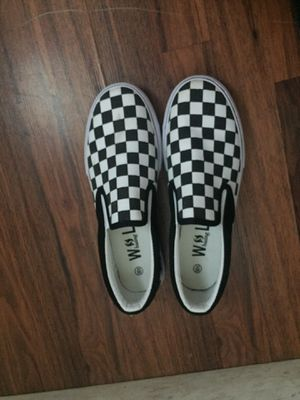 Slip on vans size 9 unisex unused brand new for Sale in Buffalo, NY